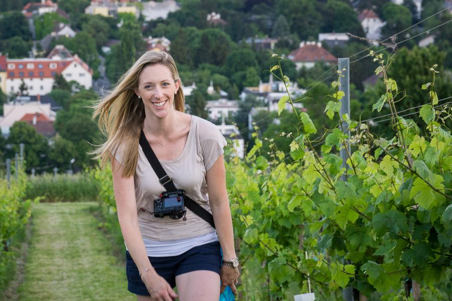 Wine tasting in Vienna, Austria photo: Jake Wysocki, Every Day a New Adventure